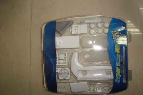 kit super value  para wii 22 en 1