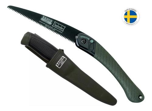 kit supervivencia bahco lap-knife laplander cuchillo con vaina + sierra con cuerda sueco 100%
