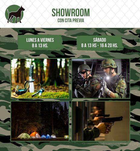 kit supervivencia elk ridge navaja, iniciador fuego y mas!!