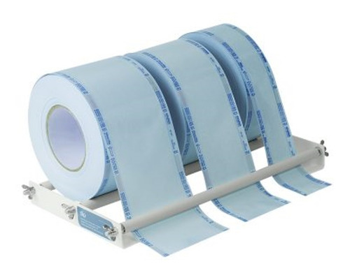 kit suporte aço agir slip papel grau cirúrgico 35-cm