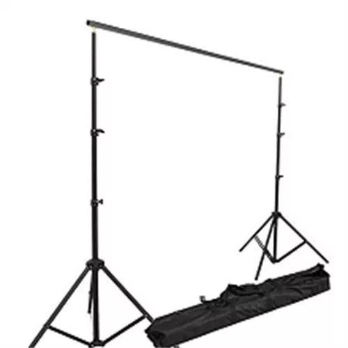kit suporte fundo infinito estúdio acompanha bolsa