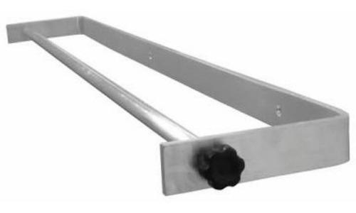 kit suporte para lençol hospitalar 50 cm mais 3 rolos de len