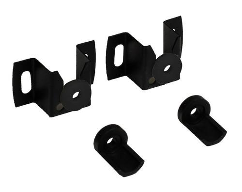 kit suporte universal fixo 10 a 72 com 24 un giro-visão