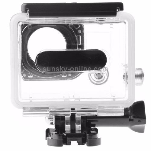 kit suportes para câmera hero 2/3/3+/4 go pro 4 pçs promoção