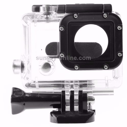 kit suportes para câmera hero 2/3/3+/4 gopro 2 pçs promoção!
