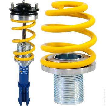 kit suspension regulable vw saveiro g1,g2,g3,g4 tebao !!!