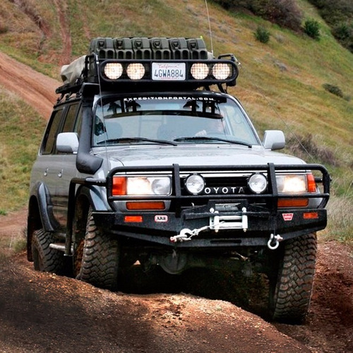 kit suspension toyota autana 4 pulgadas medium old man emu