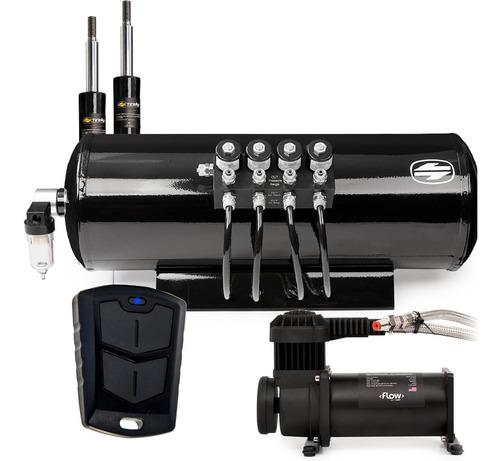kit suspensão a ar light de 8mm (stage 1 ) tebão