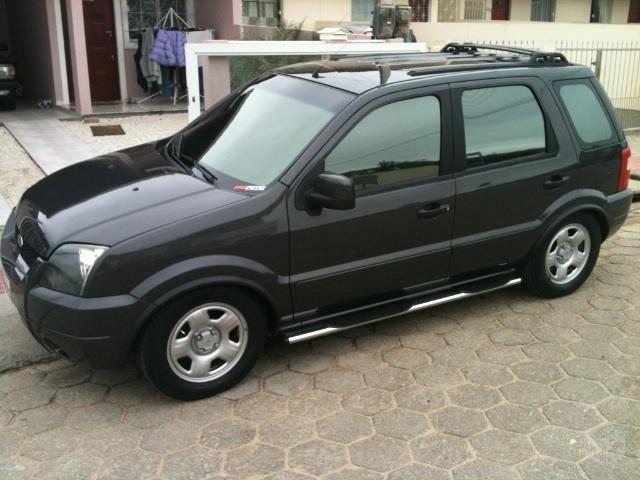 Adesivo De Carros Familia Feliz ~ Kit Suspens u00e3o De Rosca Ecosport R$ 599,00 em Mercado Livre