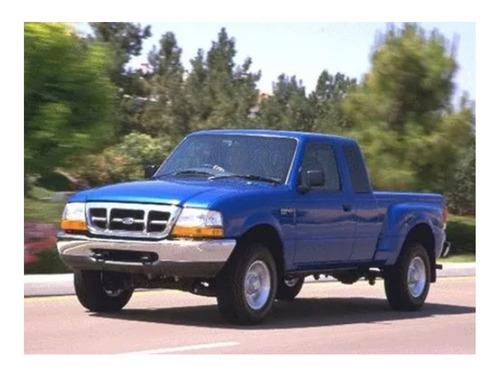 kit suspensão dianteira ford ranger 1998 a 2004 - 24 peças