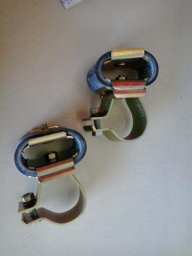 kit suspensor do silencioso opala 4/6 cilindros