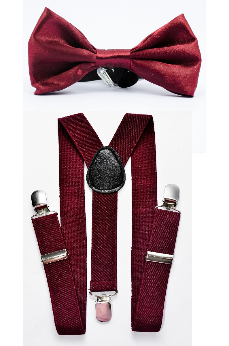 12739845a kit suspensorio e gravata borboleta adulto ou infantil. Carregando zoom.