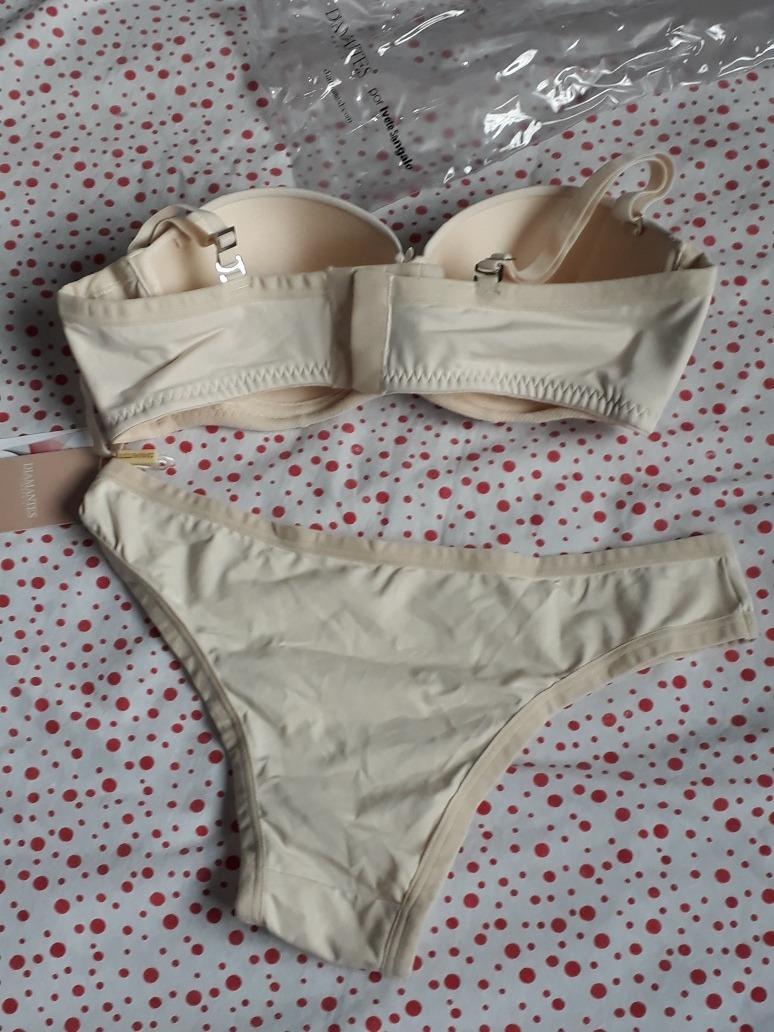24c82701c kit sutiã e calcinha diamantes lingerie. Carregando zoom.