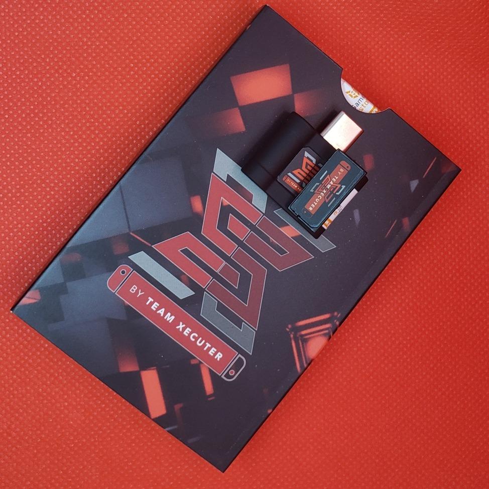 Kit Sx Pro + Micro Sd 128gb 100mb Jogos Xci Nsp Emuladores!