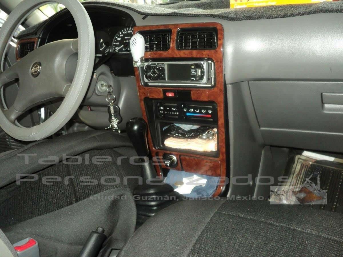 Kit Tablero Molduras Nissan Tsuru 2000 - 2017 - $ 2,400.00 ...