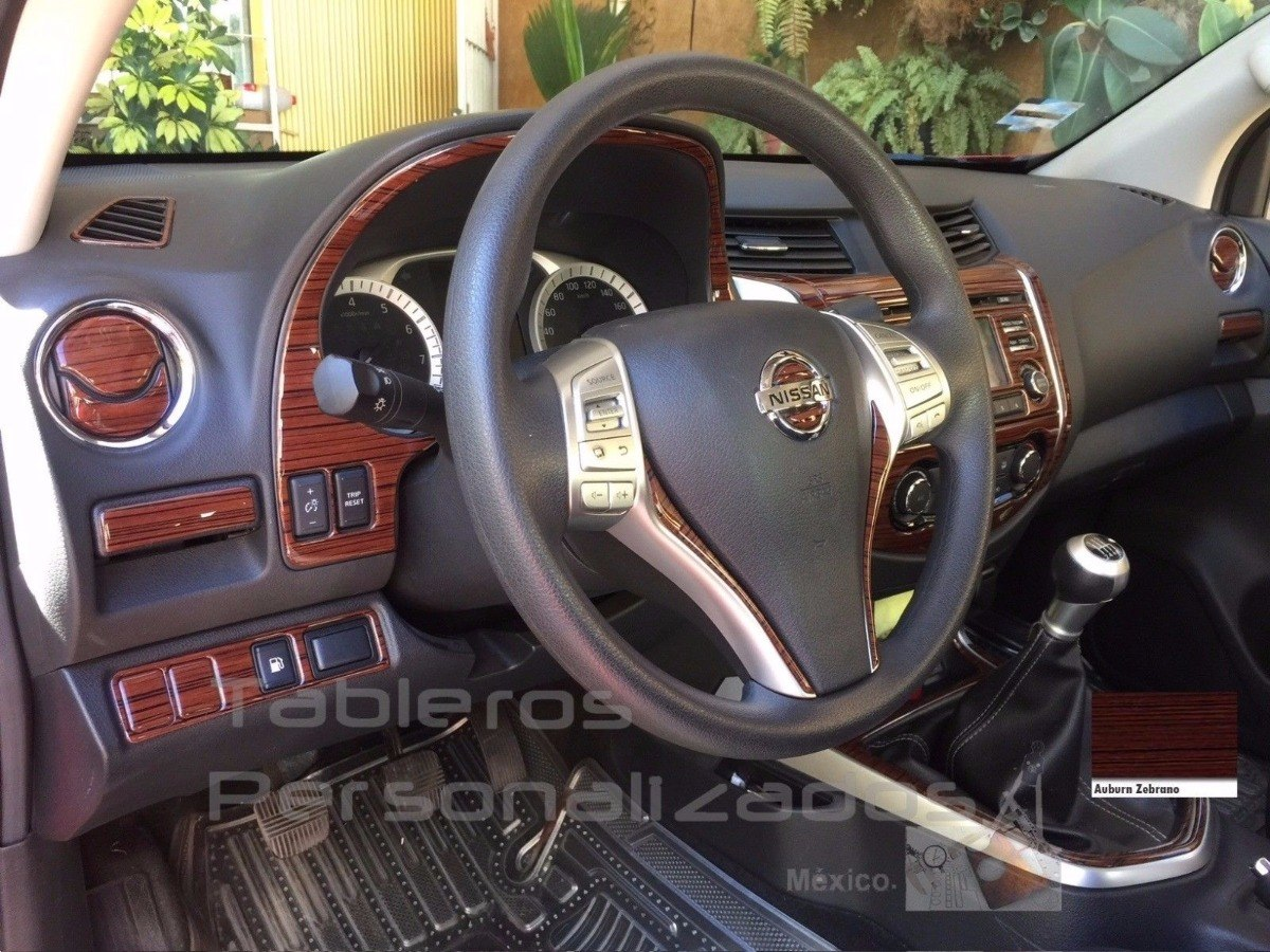 Kit Tablero Nissan Np300 Frontier 2016 - 2018 Tipo 1 ...