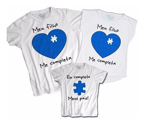 1de681e44d5d Camisetas Tal Pai Tal Filho Meu Filho Me Completa - Calçados, Roupas ...