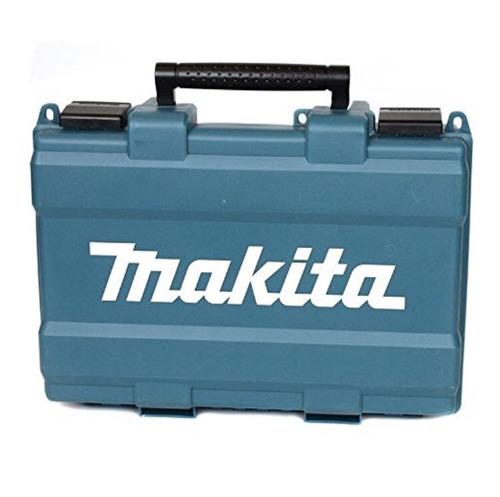 kit taladro inalámbrico makita blanco lxfd01  como nuevo