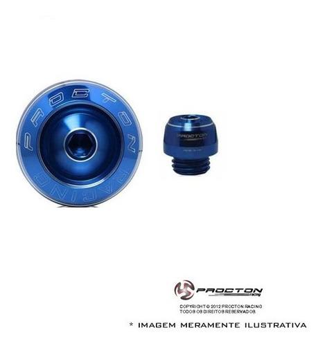 kit tampa do motor e tampa do óleo procton hornet 2005 a 14