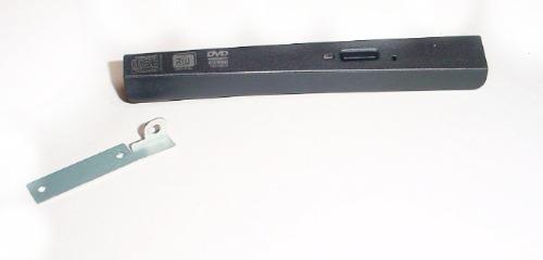 kit tampa e suporte trazeiro dvd notebook hp dv2000