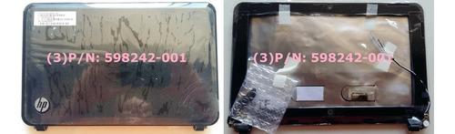kit tampa tela lcd moldura note hp mini 210 com moldura