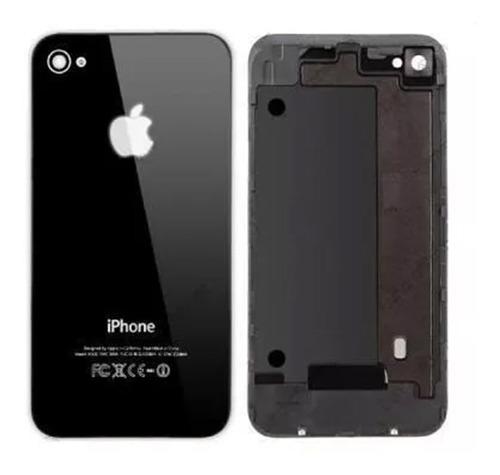 kit tampa traseira + bateria iphone 4 4g 4s