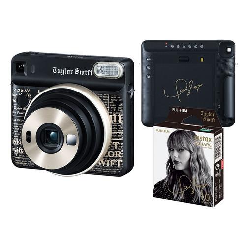 kit taylor swift - câmera fujifilm instax square sq6 + filme