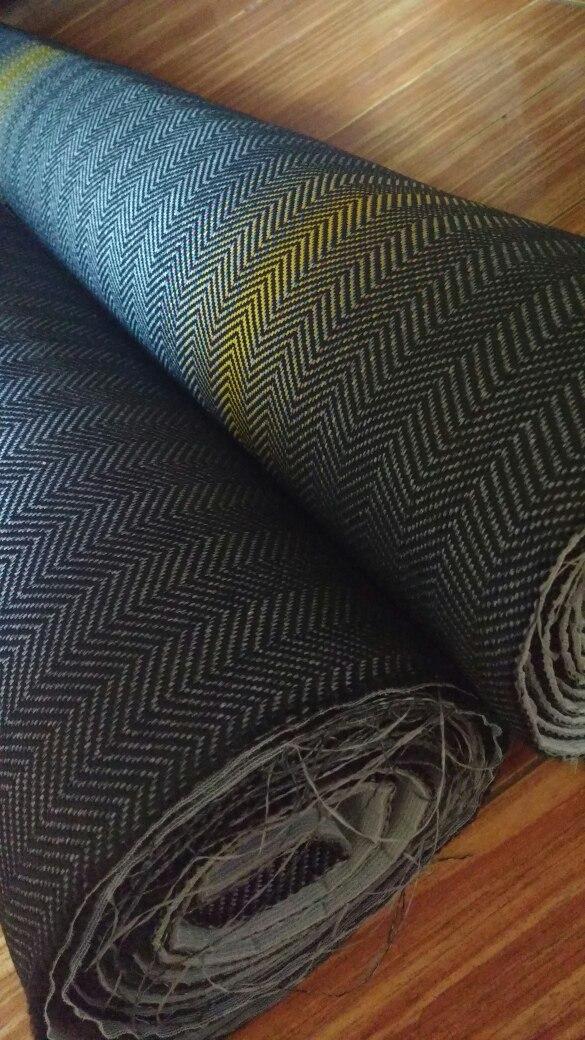 kit tecido bancos recaro gol gti  amarelo   liso   em mercado livre
