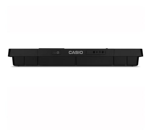 kit teclado arranjador 61 teclas ctx-800 casio com pedal