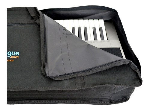 kit teclado casio ctk-3500 61 teclas  capa bag pedal sustain