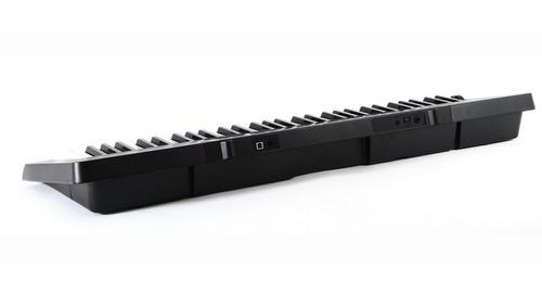 kit teclado digital arranjador 61 ctk-3500 casio acessórios