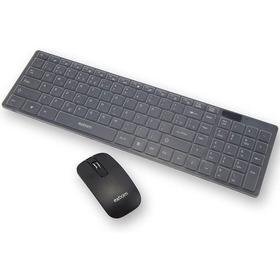 Kit Teclado E Mouse Sem Fio Bk-s1000 Exbom Wireless