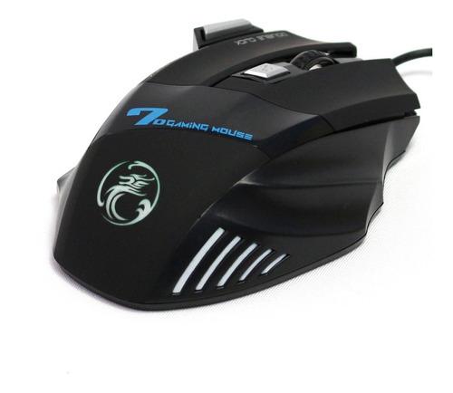 kit teclado gamer led + mouse usb 3000 dpi mousepad pad k92