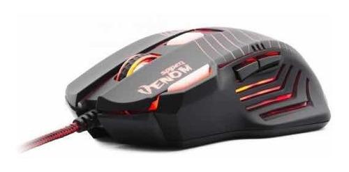 kit teclado gamer + mouse led usb 2000dpi + headset fone