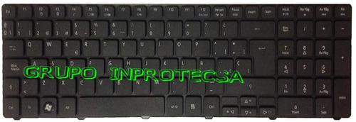kit teclado gateway new95 , cargador y batería as10d31