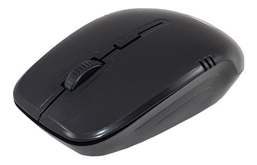 kit teclado + mouse inalambrico wireless slim tv pc notebook