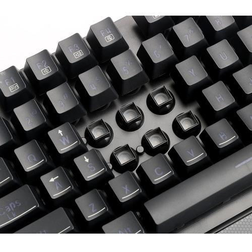 kit teclado y mouse gamer pc redragon s102 yaksa + nemealion