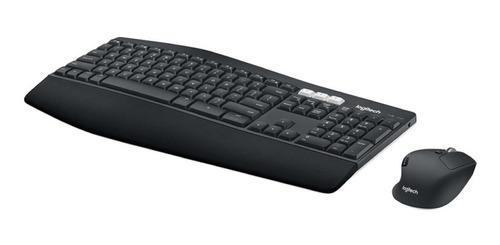 kit teclado y mouse inalámbrico logitech mk850 usb 2.4 12cte