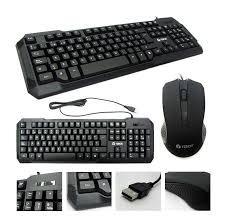 kit teclado y mouse teros te-cm136 usb