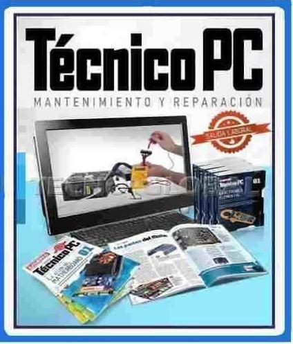 kit técnico pc. mantenimiento reparación soporte servicio
