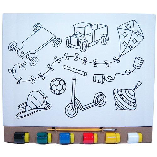 kit tela g - brinquedos de meninos - kits for kids