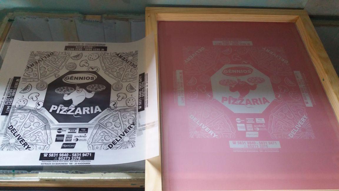 kit tela p camisetas estampar frente e costas kit basico art. Carregando  zoom. 344eb2328191d