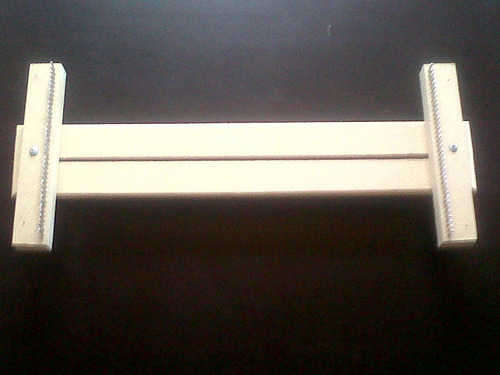 kit telar mostacillas telar bisutería o indio graduable 50cm