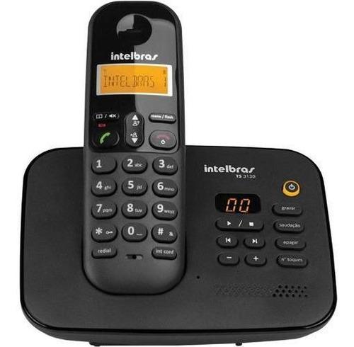 kit telef s/f digital c/ secret eletrônica ts3130 + 2 ts3111