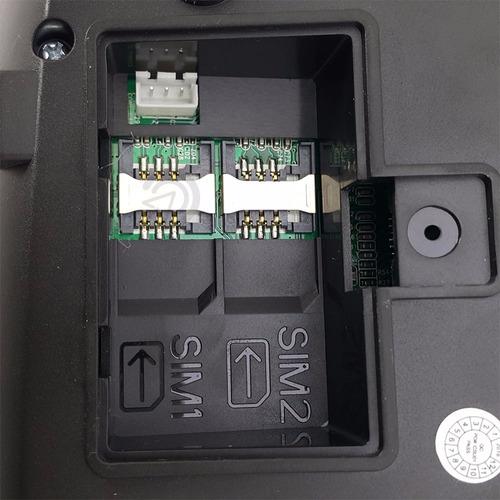 kit telefone celular rural 2 chip + antena desbloqueada cabo