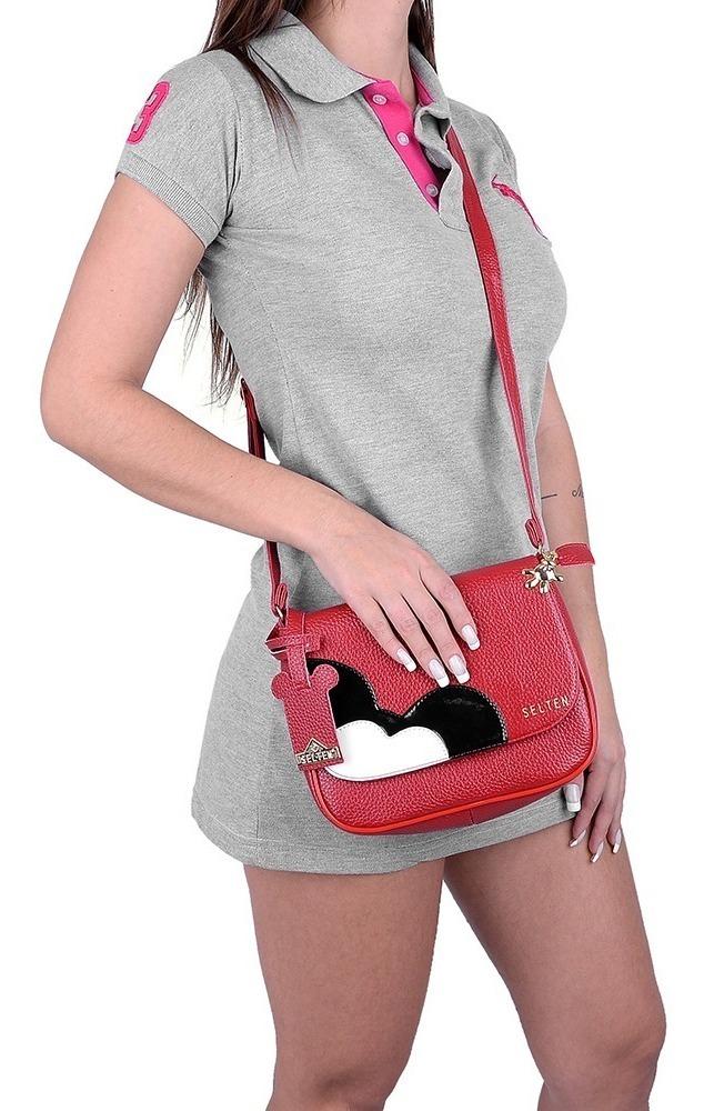 a1ce6797e kit tenis casual feminino confortável + bolsa mickey 4030. Carregando zoom.