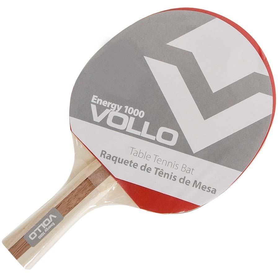db5e33078 Kit Tenis De Mesa Pro Vollo 2 Raquete