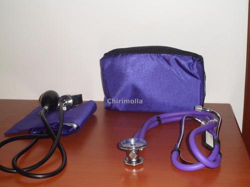 kit tensiometro - fonendo simple doble campana