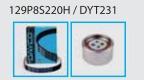 kit tensor/ correia dentada strada siena uno 1.3/1.4 8v fire