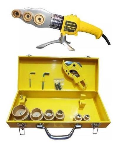 kit termofusora stanley
